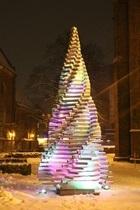 Фестиваль Рождественских елок в Риге
