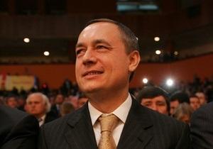Ъ: Лидер фракции Наша Украина вошел в Совет партии Яценюка