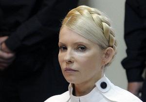 В Европарламенте отреагировали на письмо Тимошенко