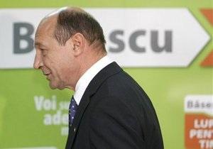 В Румынии парламентское большинство отстранило президента
