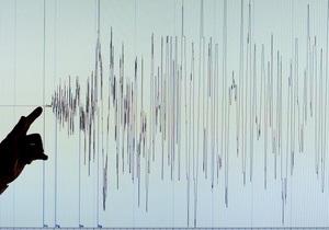 В Новой Зеландии произошло землетрясение магнитудой 6,3