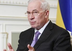 Азаров убежден: ПР удастся сформировать большинство в новом парламенте