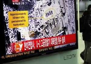 Ядерное испытание КНДР: Главы США, Японии и Южной Кореи обсудят ситуацию по телефону