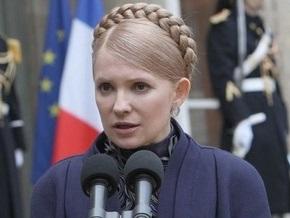 Тимошенко назвала Хорошковского напомаженным существом с маникюром и бриолином на волосах