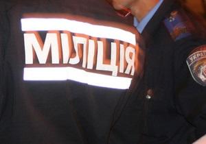 В Николаеве на журналистку напал милиционер