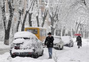 Медики предупреждают украинцев об опасности переохлаждения