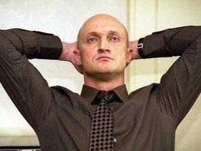 Гоша Куценко вступил в Единую Россию