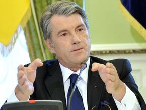 Ющенко поручил НБУ профинансировать строительство самолетов