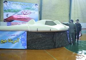 Иран передаст США игрушечную модель упавшего американского беспилотника