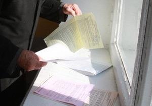 Выборы: политологи считают, что при подсчете голосов были допущены фальсификации