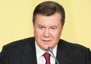 Янукович обещает подписать закон, который  существенно расширит функции Верховного суда