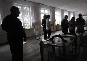 Оппозиция заявляет о черных технологиях в окружных избиркомах