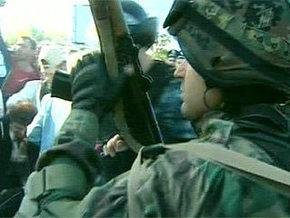 Участники пикета в Крыму: Милиция била ногами женщин и стариков