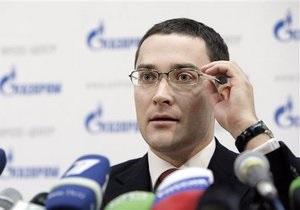 Газпром продолжает переговоры с Украиной по созданию СП на паритетных началах