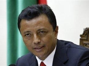 Президент Мадагаскара отказался уходить в отставку