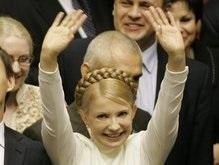 Тимошенко хочет компенсировать вклады Ощадбанка, внесенные после 1992 года