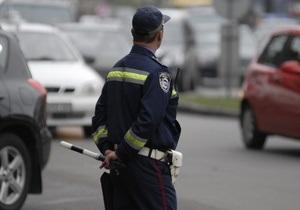 В Тернопольской области возбудили дело против сотрудника ГАИ