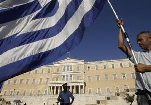 Неконтролируемый дефолт Греции обойдется еврозоне в триллион евро