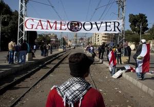 Reuters: Оппозиция в Египте усиливает нажим на президента-исламиста
