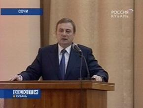 На выборах мэра Сочи победил и.о. мэра города, единоросс Пахомов – избирком