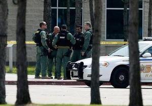 Студент устроил резню в техасском колледже. Ранены 15 человек