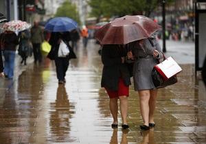 В плохом лете в Британии винят потепление Атлантики