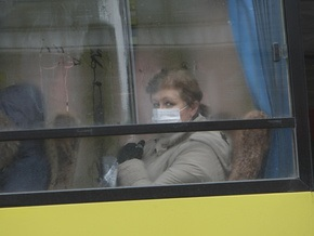 ВОЗ: Уровень заболеваемости гриппом А/Н1N1 в Украине не самый высокий
