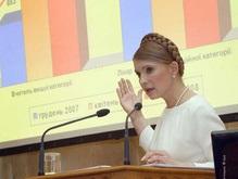 Die Presse: Тимошенко празднует первые 100 дней