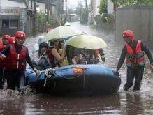 В Китае эвакуировано более 76 тыс. человек