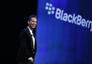Alicia Keys - Креативным директором BlackBerry стала Алиша Киз