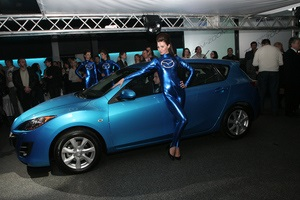 Mazda 3намение