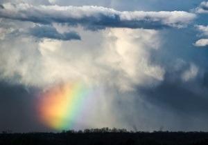 В Киеве установят распрыскиватель радуги