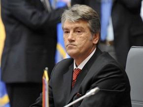 Ющенко гарантировал европейцам бесперебойный транзит газа