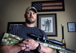 Знаменитого американского снайпера, который убил 160 человек, застрелили в тире