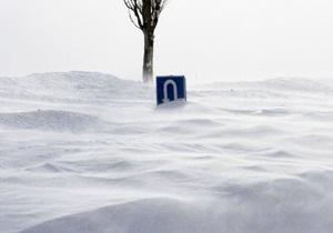 Ухудшение погодных условий: Минтранс объявил мобилизацию всех подразделений
