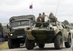 Медведев внес в Госдуму соглашения о базах в Южной Осетии и Абхазии