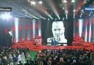 В Москве вручили премию Золотой орел