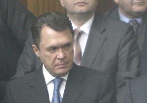 Рада уволила вице-премьера