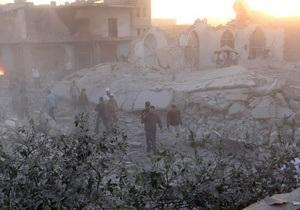 В районе Хомса обнаружены тела 220 погибших