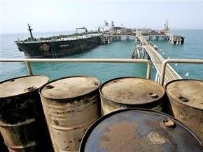 Нефтяные котировки упали с максимума семи месяцев