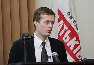 Батьківщина выдвинула сына Порошенко кандидатом в депутаты Винницкого облсовета