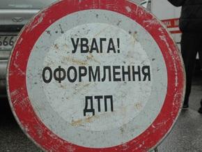 В ДТП на трассе Киев-Харьков погибли три человека