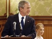 Тимошенко встретилась с Бушем