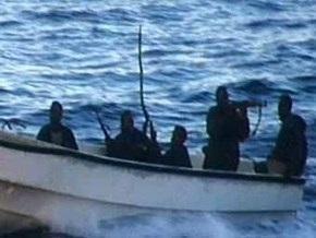 Сомалийские пираты попытались захватить датский танкер