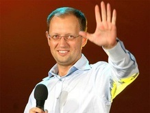 Яценюк не будет выставлять свою кандидатуру на президентские выборы