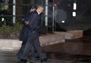 Мишель Обама вместе с мужем отпраздновала 47-летие