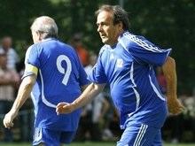 Платини гарантировал Испании участие в Евро-2008