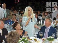 СМИ: Кучма отпраздновал юбилей за 10 миллионов долларов