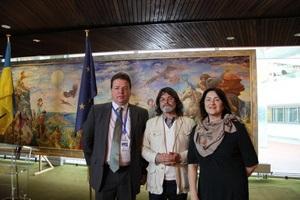 Творение  Юрия Нагулко как часть имиджа Украины в мире