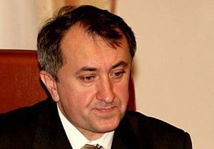 Данилишин не считает, что из-за него Украина получила  красную карточку